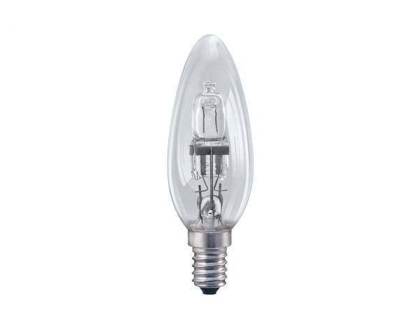 OSRAM Halogen-Kerzenlampe 'Classic', E14, 20W, 235lm, klar, 230V