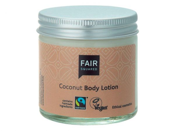 "Fair Squared Bodylotion ""Coconut"" 50 ml"