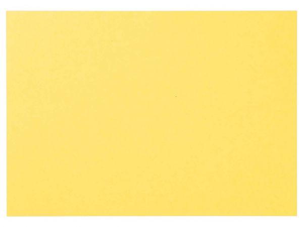 100 memo Karteikarten blanko DIN A6 gelb