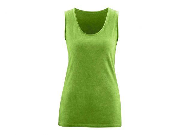 "Bio-Damen-Top ""Eireen"" grün, Gr. S"