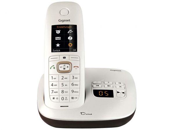 "Gigaset Schnurloses Telefon ""CL540A"" Analog"