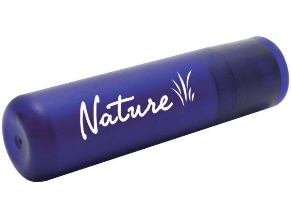 """Lippenpflegestift """"Nature"""" blau"""