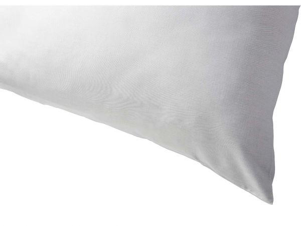 Satin Bettlaken 300x300 cm aus Bio-Baumwolle mit Fairtrade-Siegel