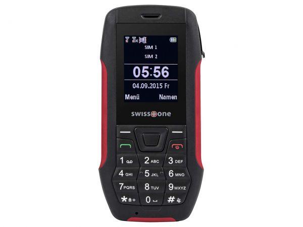 "Swisstone Mobiltelefon ""SX567"" rot"