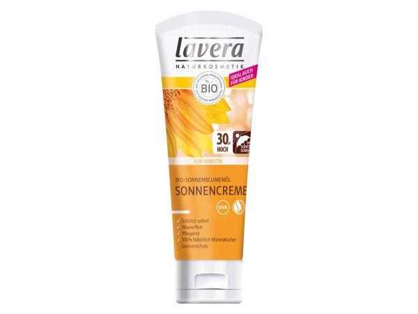 lavera Sonnencreme LSF 30, 75 ml