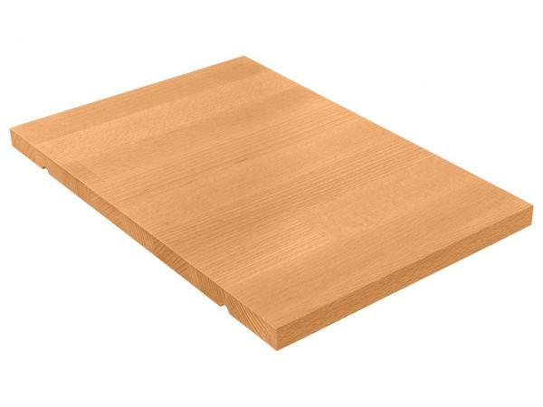 """Fachboden für Regal """"magnaBox"""" klein, B 21,8 x T 32 x H 1,6 cm"""