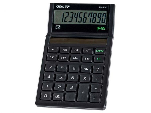 """Genie Tischrechner """"205ECO"""""""
