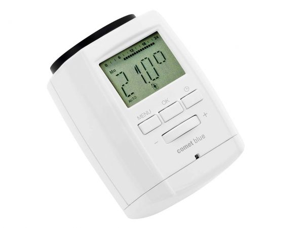 "Eurotronic Heizungsthermostat ""Comet blue"""