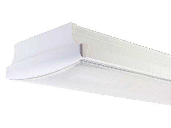 """Valtavalo Leuchtenkasten """"LED-Duo"""" 120 cm, opal cover, weiß"""
