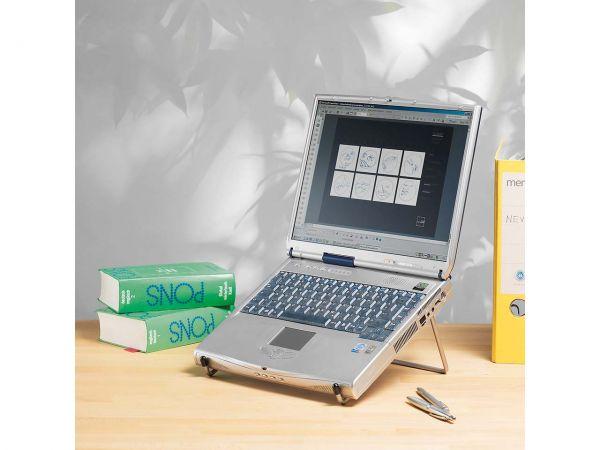 """Notebook-Ständer """"home"""""""