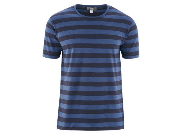 """Bio-Herren-T-Shirt """"Elliot"""" dunkelblau/navy, Gr. S"""