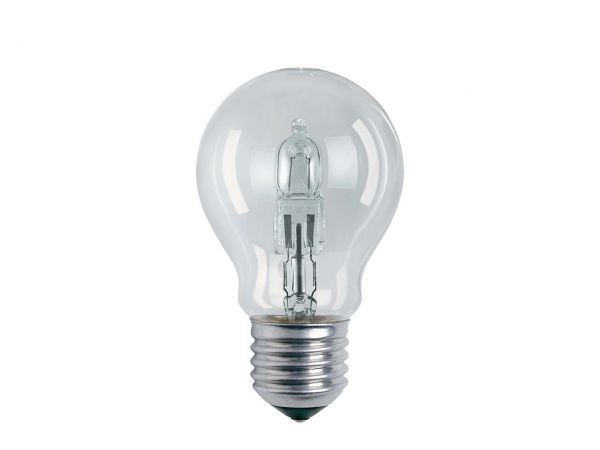 OSRAM Halogen-Glühlampe 'Classic', E27, 20W, 235lm, klar, 230V