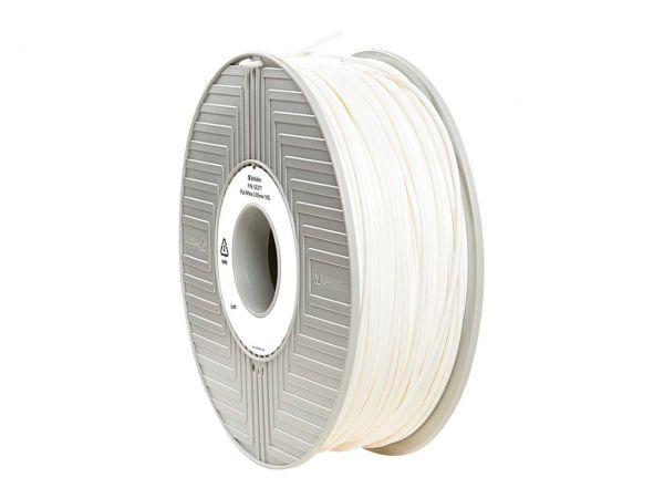 Verbatim PLA-Filament 2,85 mm, 1 kg, weiß