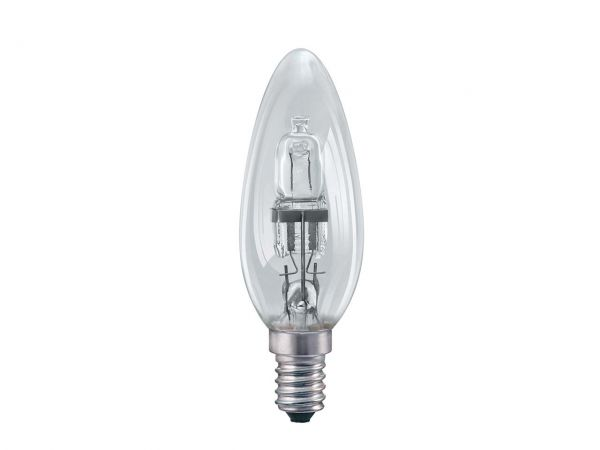 OSRAM Halogen-Kerzenlampe 'Classic', E14, 30W, 405lm, klar, 230V