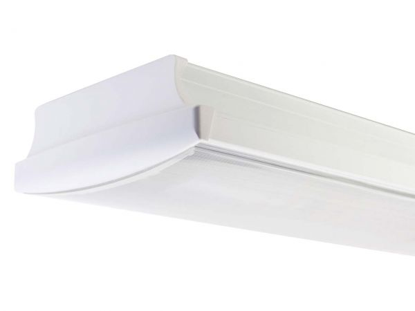 """Valtavalo Leuchtenkasten """"LED-Duo"""" 120 cm, opal cover, weiß, ohne Leuchtmittel"""