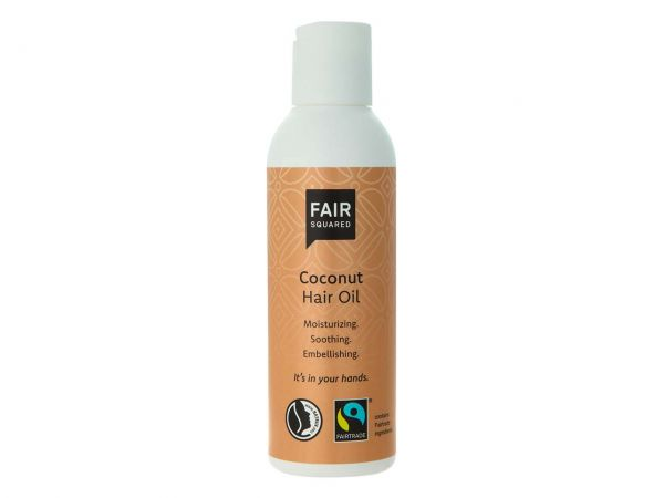 "Fair Squared Haaröl ""Coconut"" 150 ml"