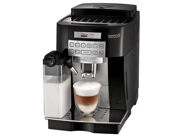 "De´Longhi Kaffeevollautomat Serie ""ECAM 22.360 Magnifica S Cappuccino"" schwarz"