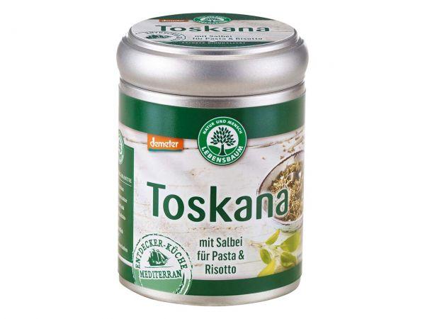 """Lebensbaum Gewürzmischung """"Toskana"""" für  Pasta und Risotto 45 g"""