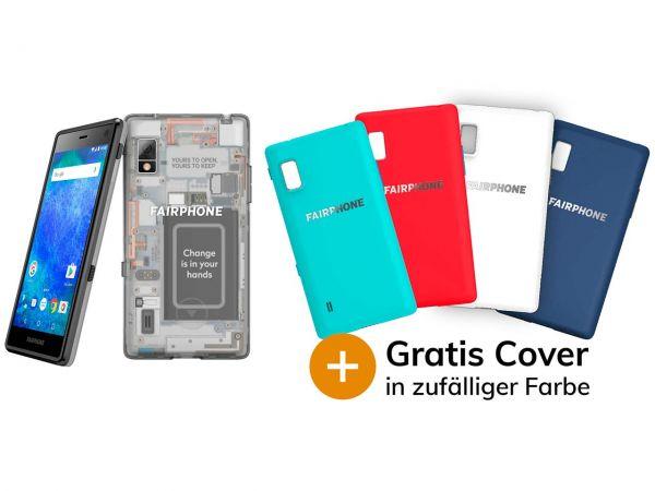 """Smartphone """"Fairphone 2"""" transparent"""