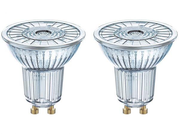"2er-Pack OSRAM LED-Lampe ""Star"" Strahler PAR16, 2,6 W, GU10, 230 lm"