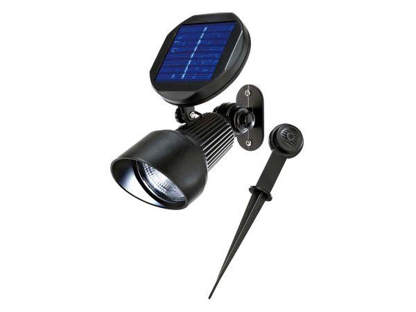 """Solar-LED Wand-und Gartenstrahler """"Spotlight"""""""