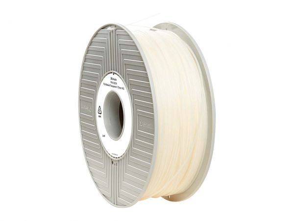 Verbatim PLA-Filament 1,75 mm, 1 kg, transparent