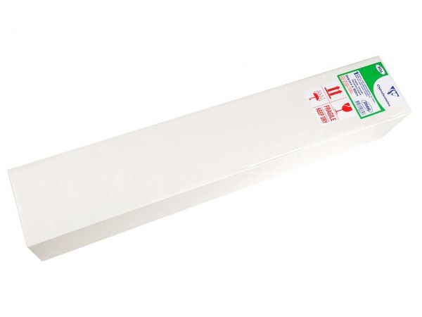 Everbal Recycling-Plotterpapier für Laserdruck 80 g/m², B 914 mm x 150 m