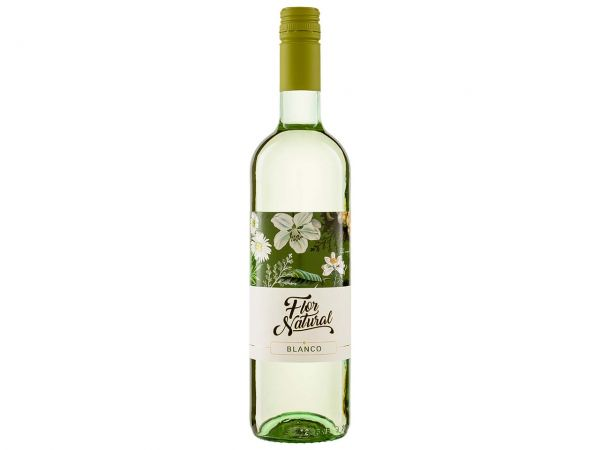 """Bio-Weißwein """"Flor Natural Blanco"""" 0,75 l"""