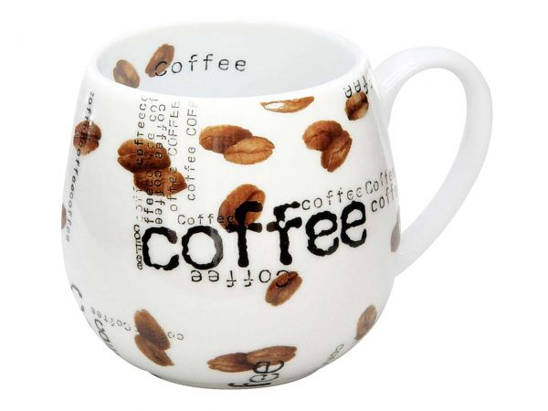 """Könitz Kuschelbecher """"Coffee Collage"""""""