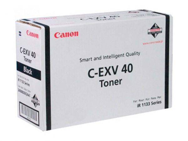 Canon Toner C-EXV 40 schwarz