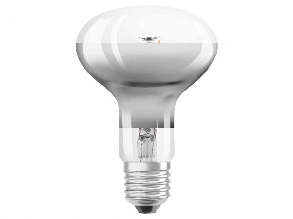 "OSRAM LED-Lampe ""Superstar"" R80, 5,5 W, E27, 345 lm"