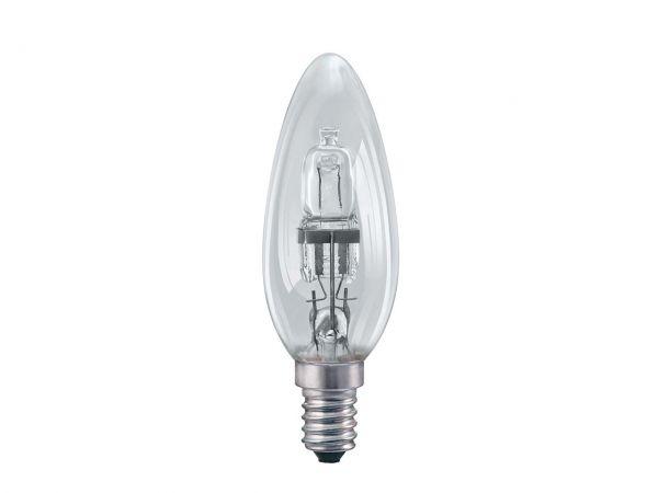 OSRAM Halogen-Kerzenlampe 'Classic', E14, 46W, 700lm, klar, 230V