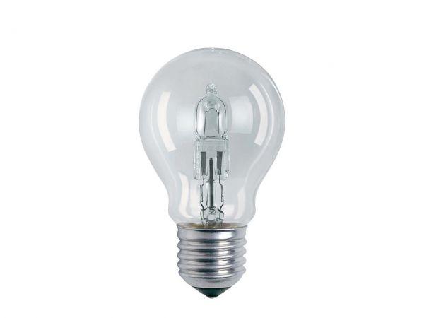 OSRAM Halogen-Glühlampe 'Classic', E27, 46W, 700lm, klar, 230V