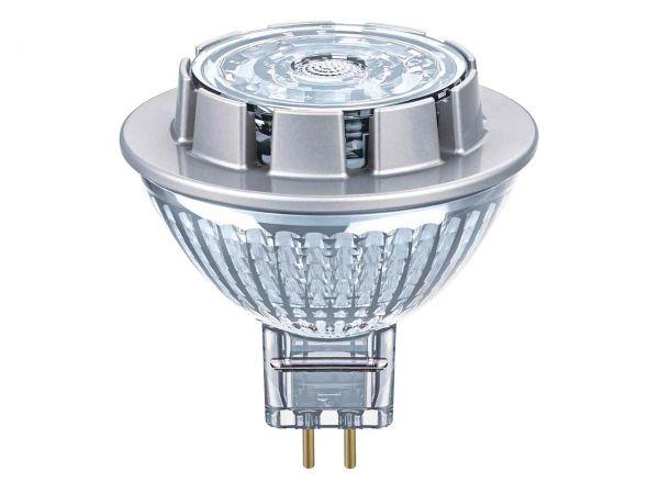 """OSRAM LED-Lampe """"Superstar"""" MR16, 7,8 W, GU5.3, 621 lm, dimmbar"""