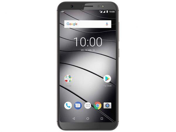 """Gigaset Smartphone """"GS185"""" cognac"""