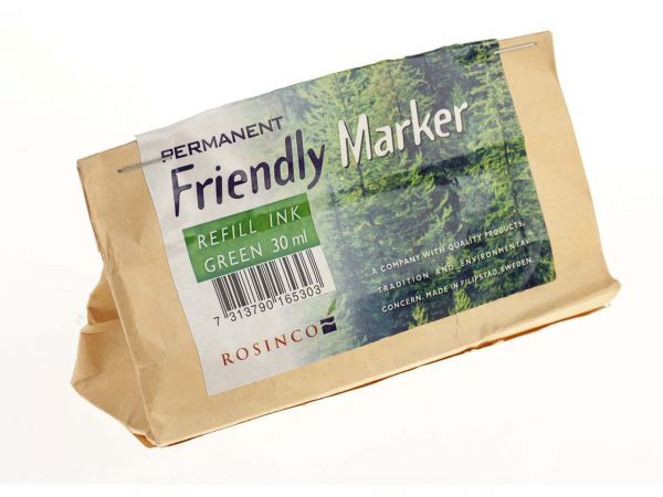 Friendly Marker Refill AB grün