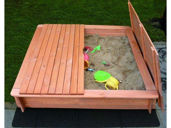 """Sandkasten """"Tessa"""" 140 x 140 cm"""