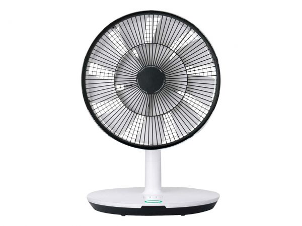 "BALMUDA Ventilator ""GreenFan"" weiß/schwarz"