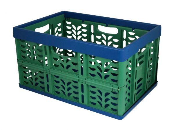 "Gies Klappbox ""ecoline"" grün/blau"