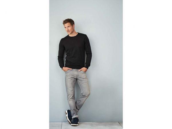 "Bio-Herren-Jeans ""Bosco"" grau, Gr. 31R"