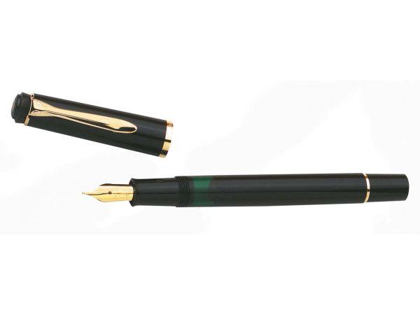 Pelikan M150 Kolbenfüller schwarz